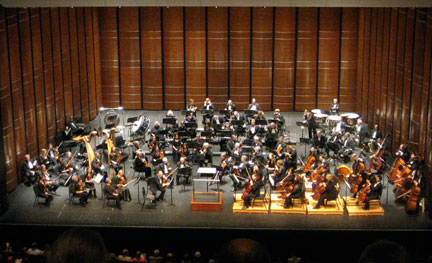 Austin Symphony at Long Center for the Performing Arts