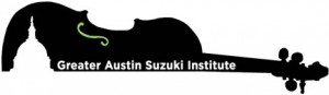 Greater Austin Suzuki Institute Retina Logo