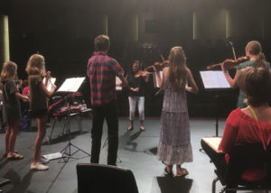 Advanced Violin Class with Cathy Lee