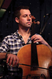 Avi Friedlander - Cello Greater Austin Suzuki Institute