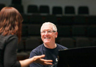 Bill Bauer dalcroze educator