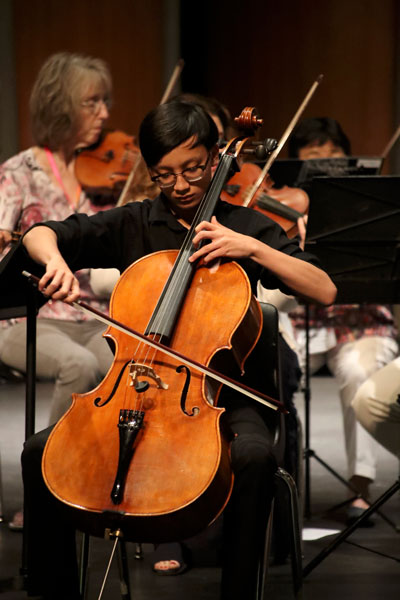 Cello Young Artis Performance