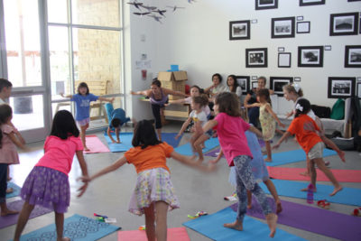 Austin Suzuki Institute Enrichment Yoga
