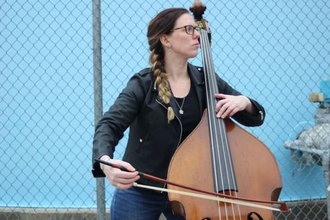 Kate Jones Suzuki Bass Instructor
